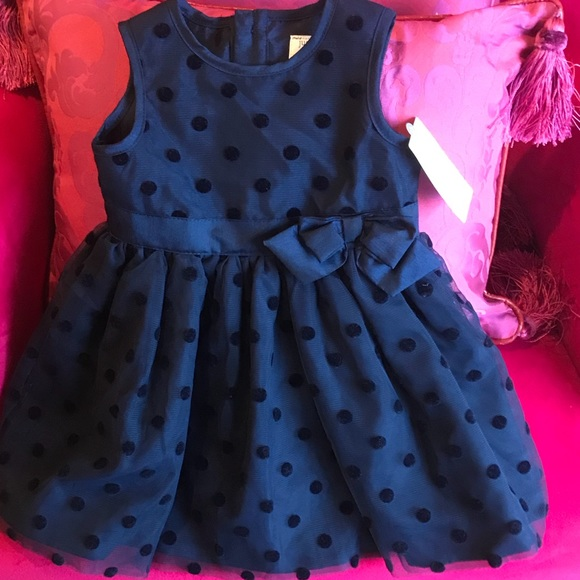 acd50430d Carter's Dresses | Carters Navy Blue Special Occasion Dress | Poshmark